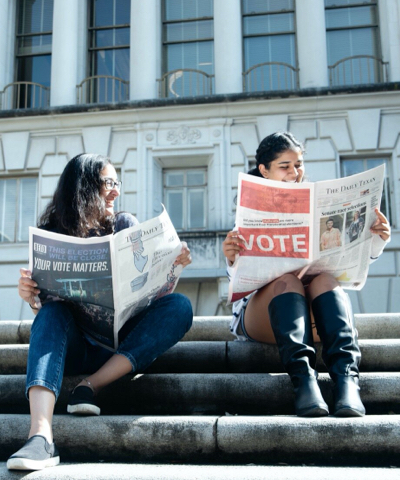 Check out the VoteAmerica students tools